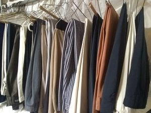 Used Men's Clothes: Men's Used Pair of Pant's of All Sizes. for Sale in Dallas, TX