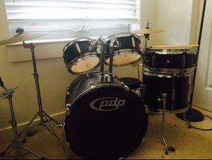 PDP 5-pc Junior Drum Set ( For kids) for Sale in Frederick, MD