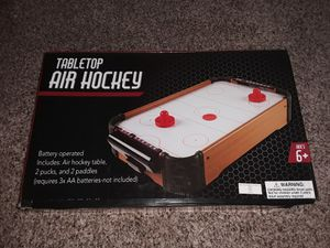 New Table Air Hockey for Sale in Dover, FL