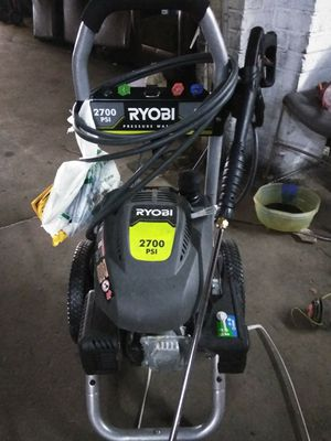 Ryobi 2700 psi pressure washer for Sale in Baltimore, MD