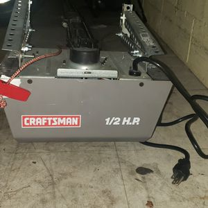 Craftsman garage door motor for Sale in Kissimmee, FL