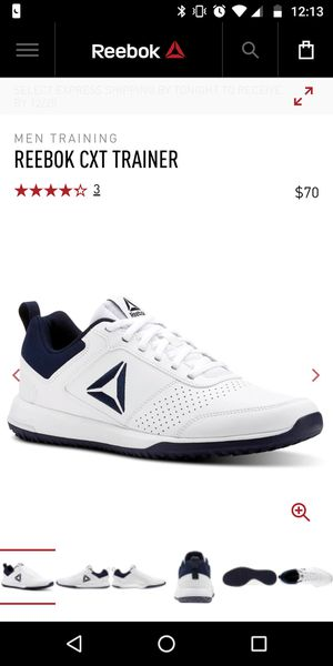 Reebok Shoe CXT Trainer (new in box, multiple sizes) for Sale in Columbus, OH