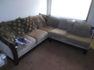 Sectional couch for sale for Sale in Atlanta, GA