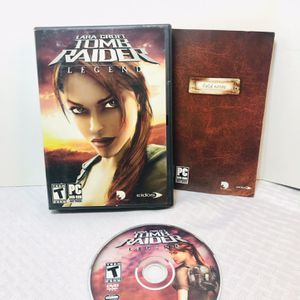 Tomb Raider LEGEND PC game for Sale in Pawtucket, RI