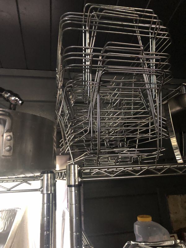 Cater wire racks 12 each