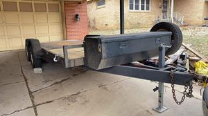 16ft trailer- vehicle or equipment for Sale in Tulsa, OK