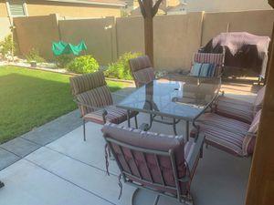 Patio furniture set for Sale in El Mirage, AZ
