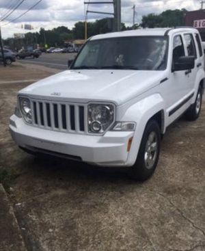 2012 Jeep Liberty sport for Sale in Nashville, TN