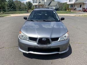 2007 Subaru Impreza for Sale in Hartford, CT