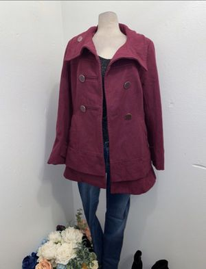 Kenneth Cole : wool coat for Sale in Los Angeles, CA