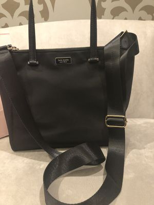 NWT Kate Spade Nylon shoulder bag purse for Sale in Frankfort, IL