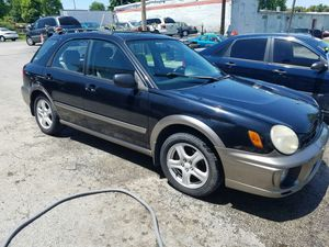 02 Subaru impreza outback all wheel drive for Sale in East Carondelet, IL