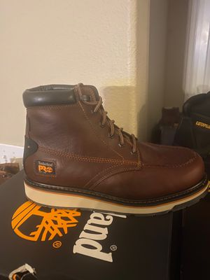 Timberland Pro work boot soft toe/Botas de trabajo Timberland PRO sin casquillo for Sale in Highland, CA