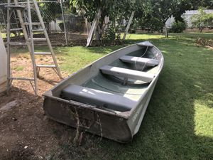 12ft aluminum bass boat. Make an offer for Sale in Riverside, CA