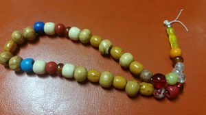 Colorful wood and stones beads new for Sale in Austin, TX