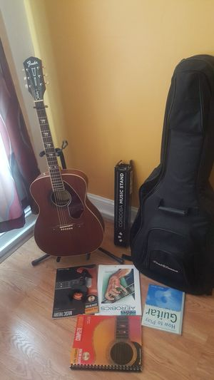 Acoustic Electric Guitar for Sale in Washington, DC