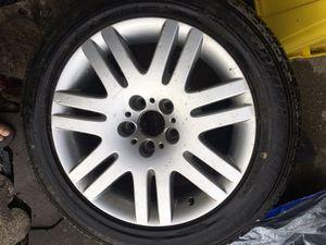 Tire with rim for Sale in Harrisonburg, VA