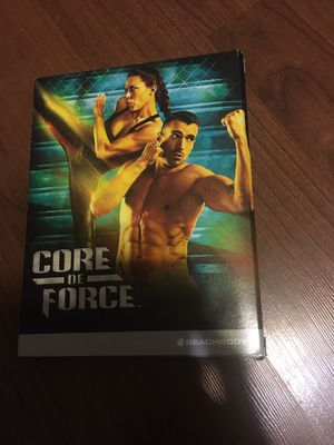 Beachbody core de force Dvd for Sale in Arlington, TX