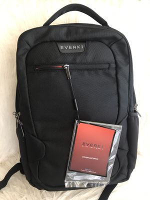 "EVERKI 14.1"" STUDIO SLIM BACKPACK LAPTOP NETBOOK MACBOOK PRO BAG EKP118 for Sale in Hermosa Beach, CA"