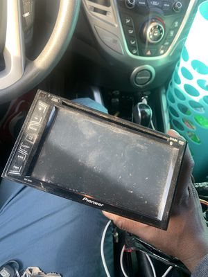 """Pioneer AVH-291BT Multimedia DVD Receiver with 6.2"""" WVGA Display, and Built-in Bluetooth for Sale in Colorado Springs, CO"""
