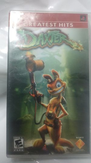 Daxter for psp for Sale in Ocean Shores, WA