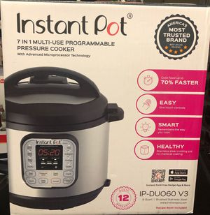 Instant Pot for Sale in Humble, TX