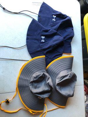 Under Armour, Game bucket hats OSFA 4 pieces for Sale in Manassas, VA