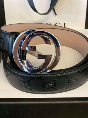 New gucci men belt for Sale in Hollywood, FL