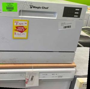 Magic Chef MCSCD6W5 Dishwasher 😯😯😯 HWVVD for Sale in Ontario, CA