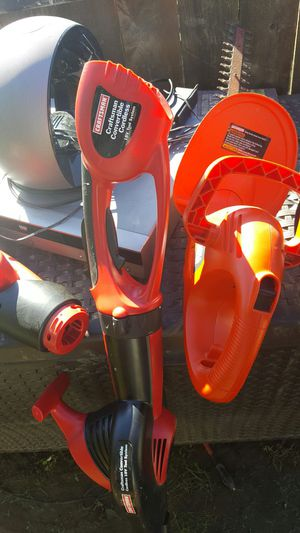 Craftsman convertible cordless set for Sale in Milwaukie, OR