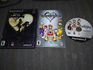 PS2 Kingdom Hearts for Sale in Phoenix, AZ