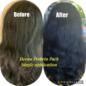Organic hair protein packs for Sale in Plano, TX