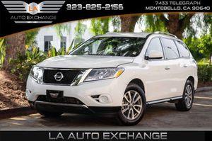 2016 Nissan Pathfinder for Sale in Montebello, CA