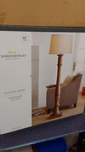 Floor lamp $60 for Sale in Paramount, CA