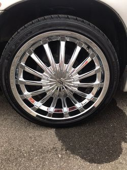 20 inch rims for Sale in Sterling Heights,  MI