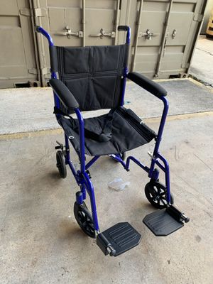 Light weight Wheelchair. Pls view pictures before inquiring for Sale in Honolulu, HI