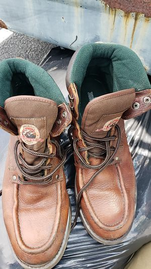 Brahima preowned boots for men, size 12 for Sale in Philadelphia, PA