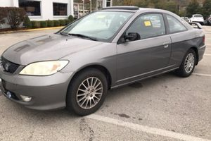 2005 Honda Civic Cpe for Sale in Cleves, OH