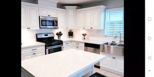 Kitchen cabinetes and stone for Sale in City of Industry, CA