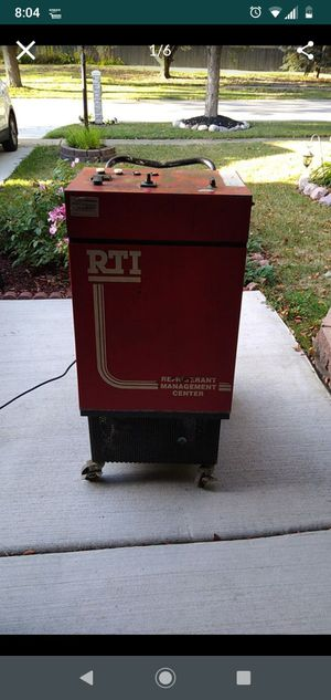 Automotive R-134a A/C service machine for Sale in Roselle, IL