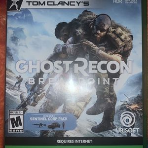 Ghost Recon (Break Point) for Sale in National City, CA
