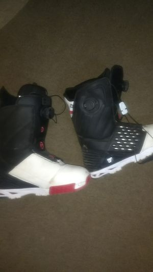DC Torstein Horgmo size 10 boots for Sale in Montezuma, CO