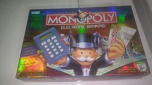 Monopoly Electronic Banking Game!!!! for Sale in Tigard, OR