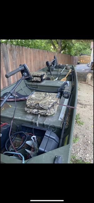 12' Jon Boat for Sale in San Antonio, TX