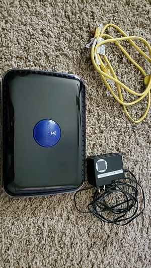 Netgear N600 for Sale in Big Lake, MN