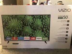 Unopened 50-inch Vizio D50f TV for Sale in Gig Harbor, WA