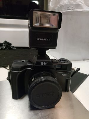 Vintage Benz & Grant Helioflex 3000T w separate Flash/GPL for Sale in Akron, OH