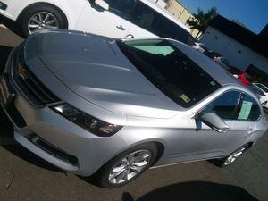 2017 Chevy impala.45k miles.1500dwn. for Sale in Manassas, VA