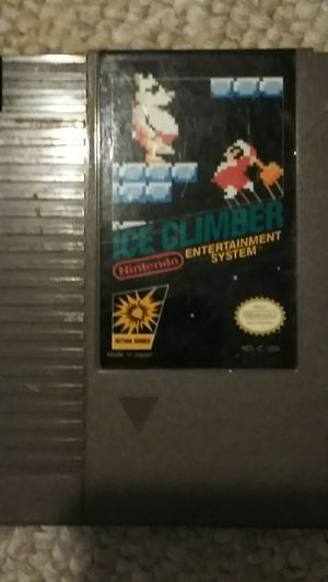 Nintendo NES Ice Climber. for Sale in Elkridge, MD