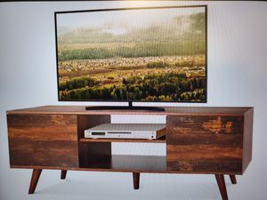 55 inch TV stand must pick up for Sale in Salt Lake City, UT